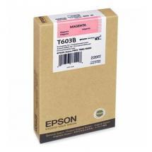 EPSON T603B MAGENTA 220ml  7800/9800/7880/9880         *
