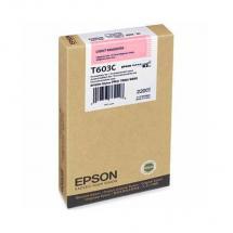 EPSON T603C LIGHT MAGENTA220ml  7800/9800/7880/9880
