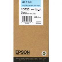 EPSON T6035 LIGHT CYAN 220ml  7800/9800/7880/9880