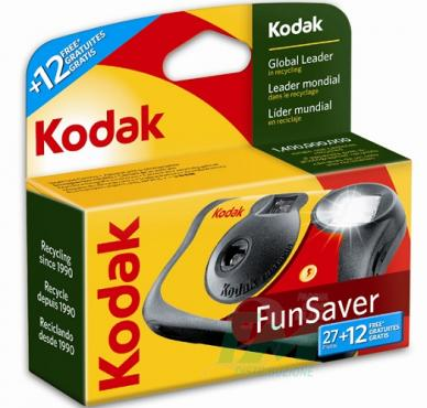 KODAK FUN FLASH 27+12  FUN SAVER 3920949