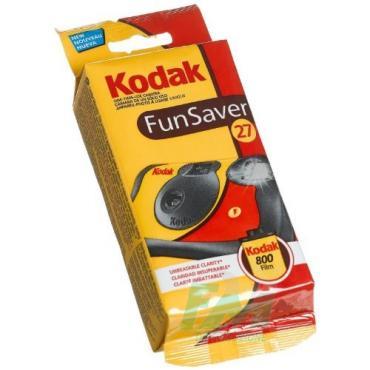 KODAK FUN SAVER FLASH 27 X10PZ  CAT 8617763