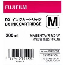 FUJI DX100 INKCART. MAGENTA  70100111583 200ml