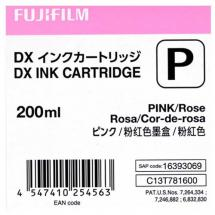 FUJI DX100 INKCART. PINK  70100111587 200ml