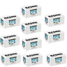 ILFORD FP4 125 135/36 x10PZ  BIANCO e NERO