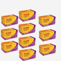 KODAK GOLD GB 200/24 X 10PZ
