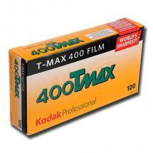 KODAK TMY 400 120 x5PZ  T-MAX BIANCO e NERO