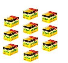 KODAK TMY 400/36 x10PZ  T-MAX BIANCO e NERO