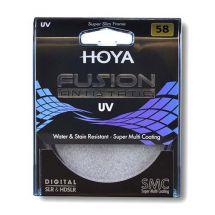 HOYA FUSION ANTISTATIC UV 58mm  HOY UVF58
