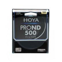 HOYA ND PRO x500 58mm  HOY ND500P58
