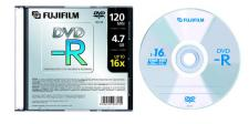 FUJI DVD-R SLIM CASE X10PZ
