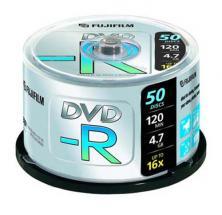 FUJI DVD-R X50 PZ CAMPANA 47589