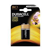 DURACELL MN1604 9VOLT  PLUS POWER DURALOCK