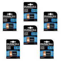 DURACELL DL 245 ULTRA X6 PZ  (2CR5)