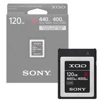 SONY XQD CARD X5 TOUGH 120GB  R440MB/s W400MB/s QDG120F