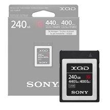 SONY XQD CARD X5 TOUGH 240GB  R440MB/s W400MB/s QDG240F