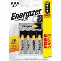 ENERGIZER MINISTILO 4+1 X24 BL  E92 MN2400 AAA E300483604