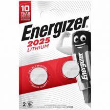ENERGIZER CR 2025 2X10PZ  E301021503