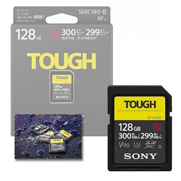 SONY SDHC128GB UHS-II U3 G V90  R300MB/s W299MB/s SFG1TG