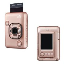 FUJI INSTAX HM1 BLUSH GOLD  MINI LIPLAY