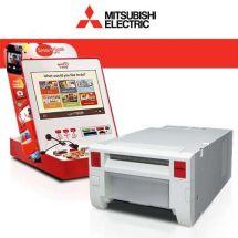 MITSUBISHI SMART KIOSK  CP-D80DW+MKG8120  ABB.200350