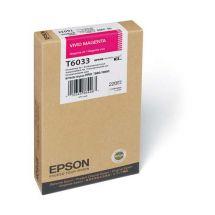 EPSON T6033 VIVID MAGENTA 220m  7800/9800/7880/9880