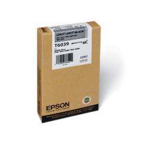 EPSON T6039 LIG.LIG.BLACK220ml  7800/9800/7880/9880