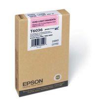 EPSON T6036 VIV.LIG.MAGENTA220  7800/9800/7880/9880