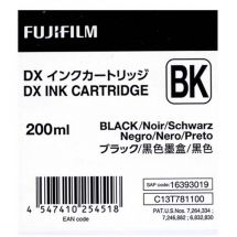 FUJI DX100 INKCART. BLACK  70100111585 200ml