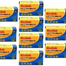 KODAK GOLD GC 400/36 X 10PZ