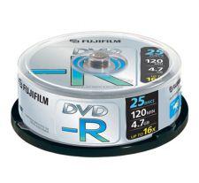 FUJI DVD-R X25 PZ CAMPANA