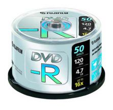 FUJI DVD-R X50 PZ CAMPANA