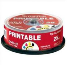 FUJI DVD-R STAMPABILE X25 PZ