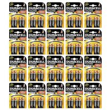 DURACELL LR6 AA STILO 4X20  MN1500 PLUS POWER DURALOCK