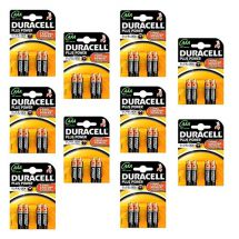 DURACELL LR03 AAA MINI 4X10  MN2400 PLUS POWER DURALOCK