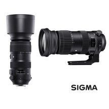 SIGMA 60-600 F4.5-6.3 S DG NIK  6030539 NEW